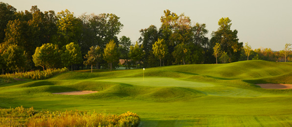 One of the best golf courses in the Twin Cities