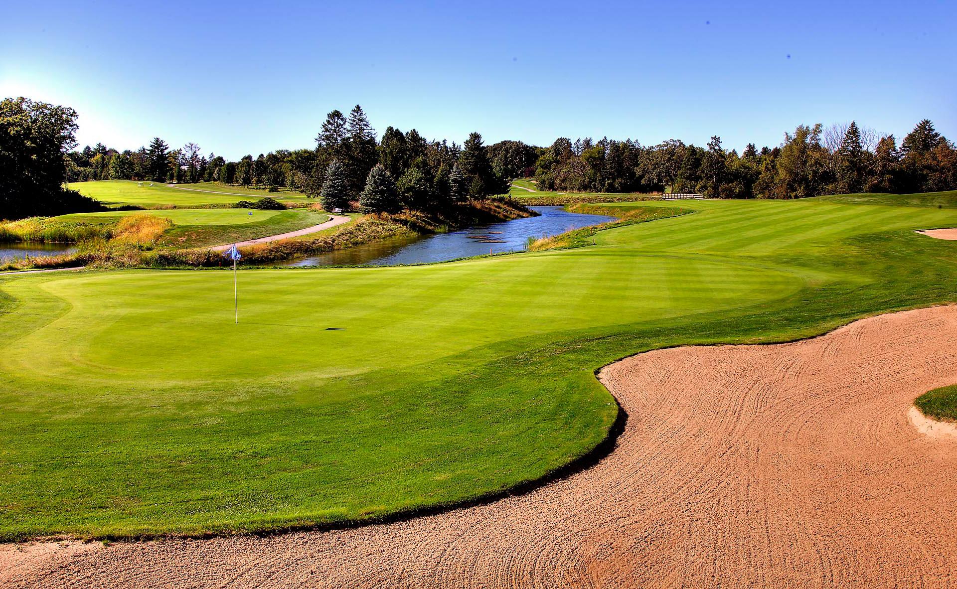 Pine Meadow Golf Club - Mundelein, IL