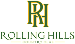 Rolling Hills Country Club - Header Logo
