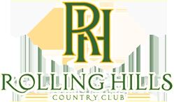 Rolling Hills Country Club - Header Logo
