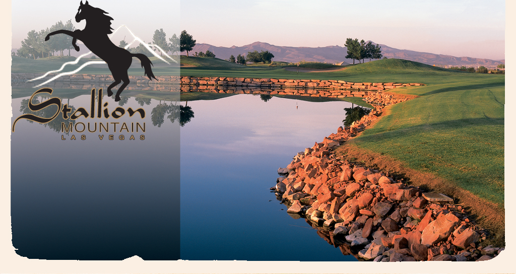 Stallion Mountain Golf Club - Las Vegas, Nevada - Your Best Bet For Great Las Vegas Golf!