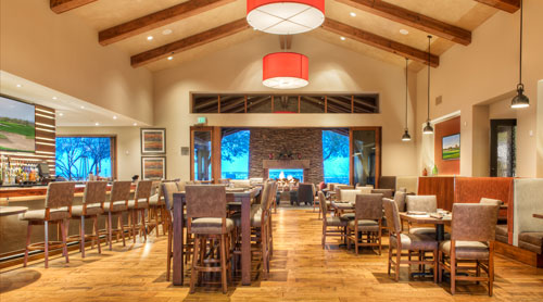 Dine at Mesquite Grille - McDowell Mountain Golf Club in Scottsdale, Arizona