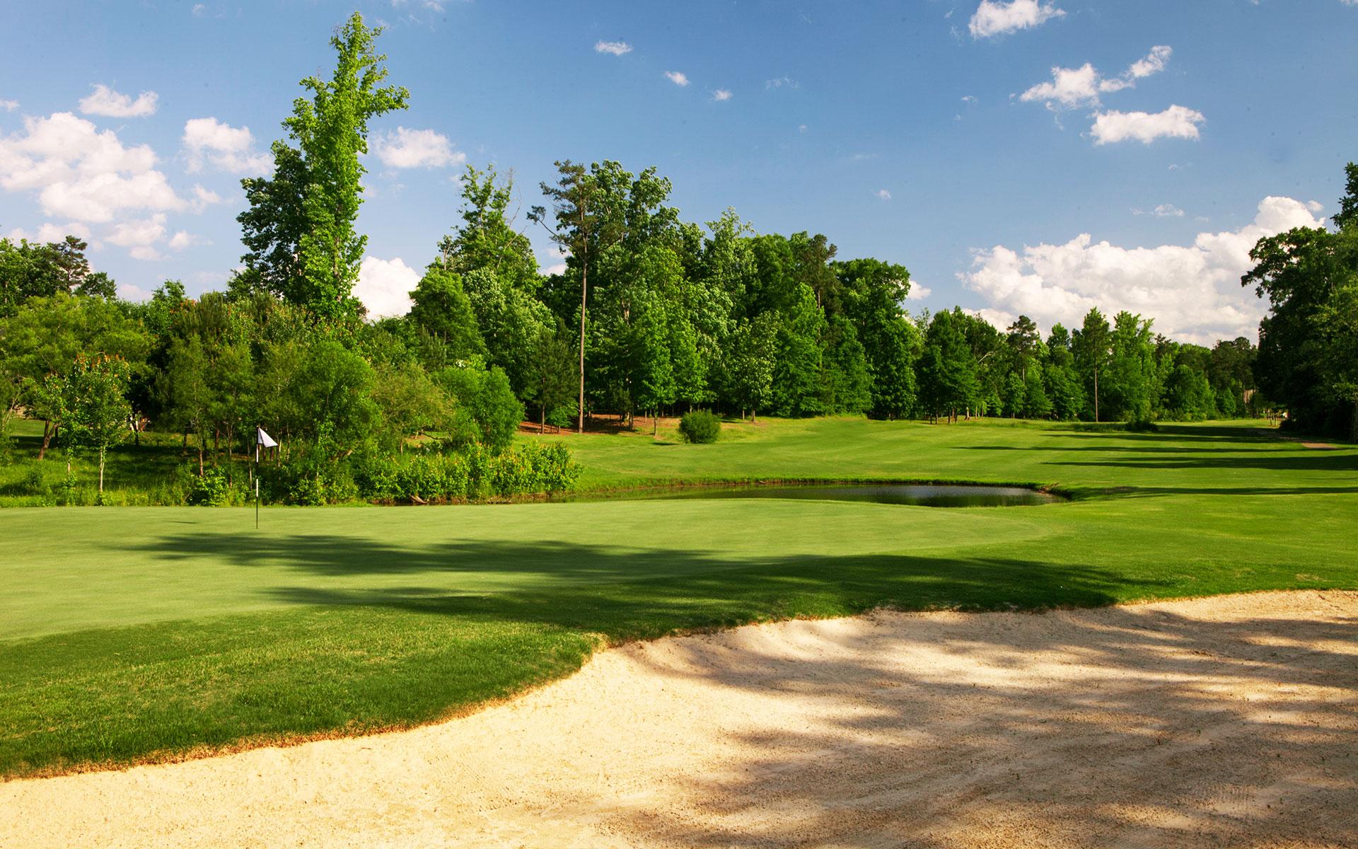 atlanta golf course - summer grove golf club