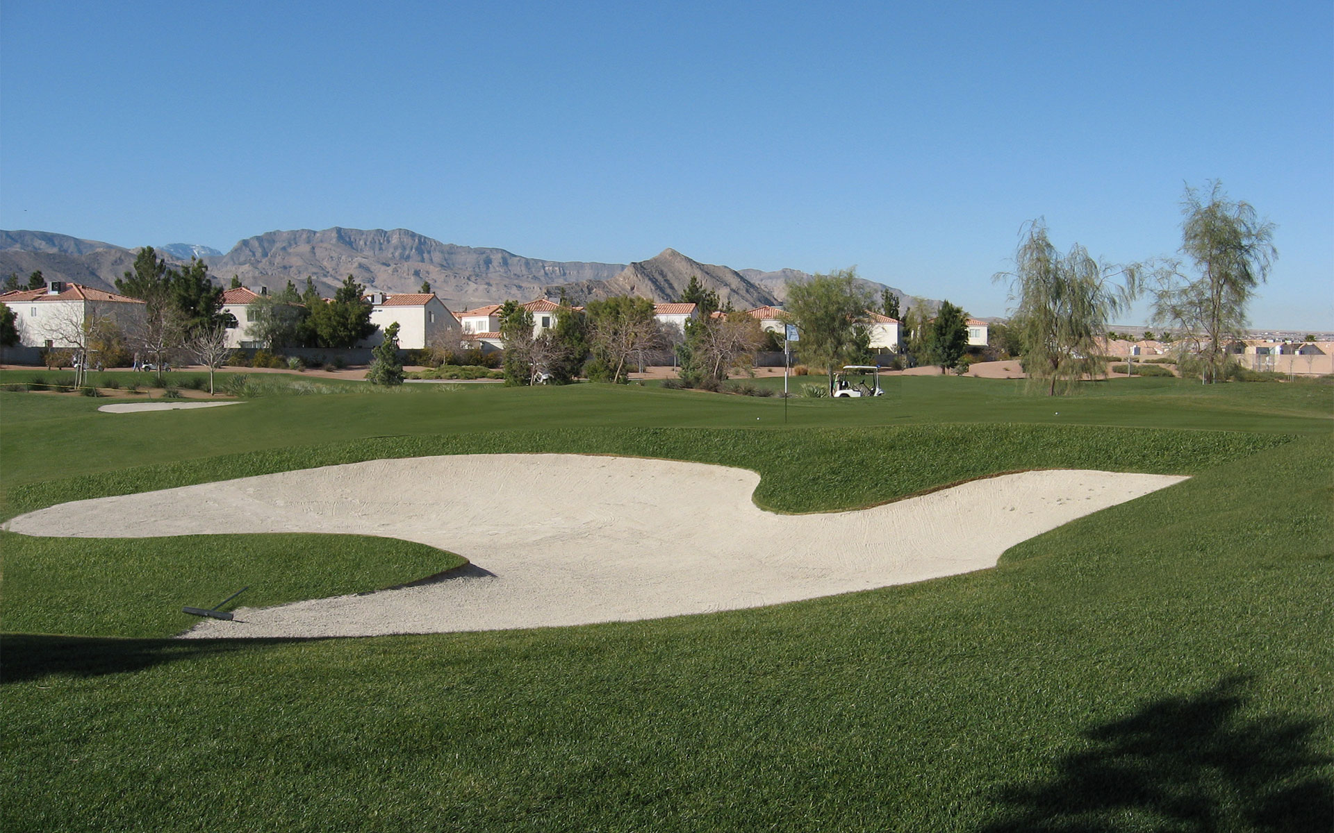 Las Vegas NV Golf Courses Durango Hills Golf Club