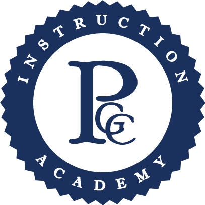 PGC Instruction Academy Logo
