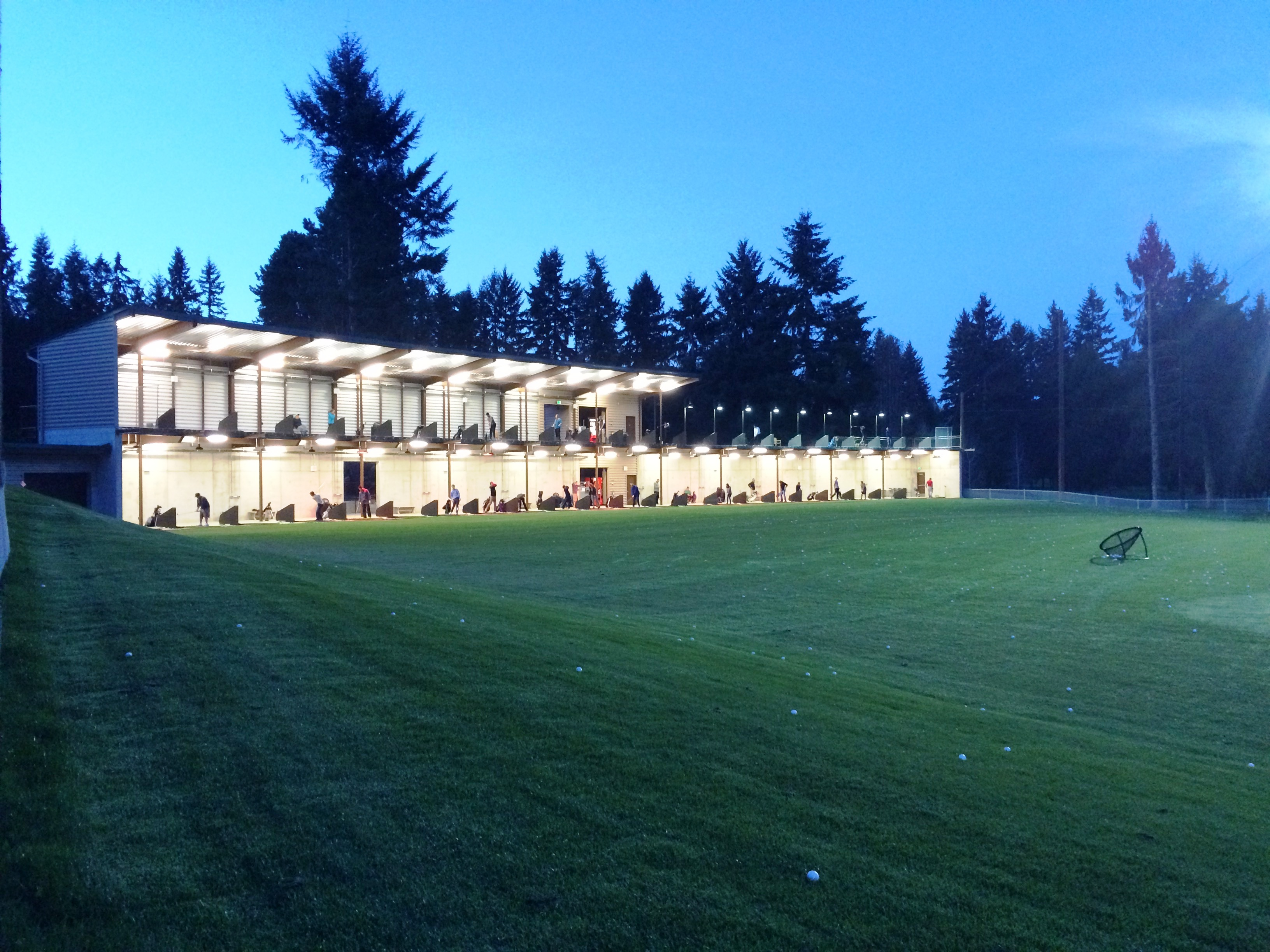 bellevue amateur club