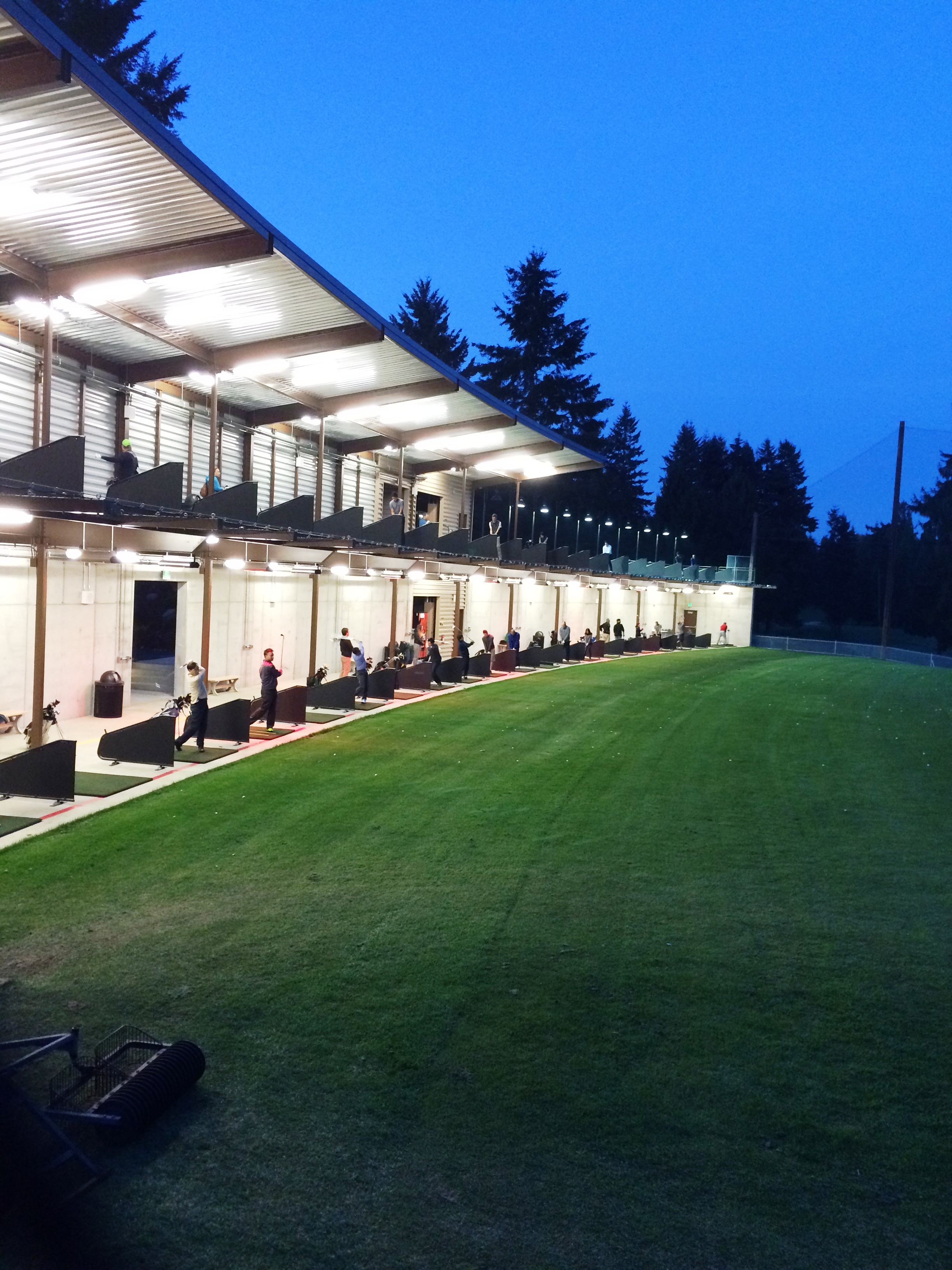 Bellevue Golf Course Driving Range