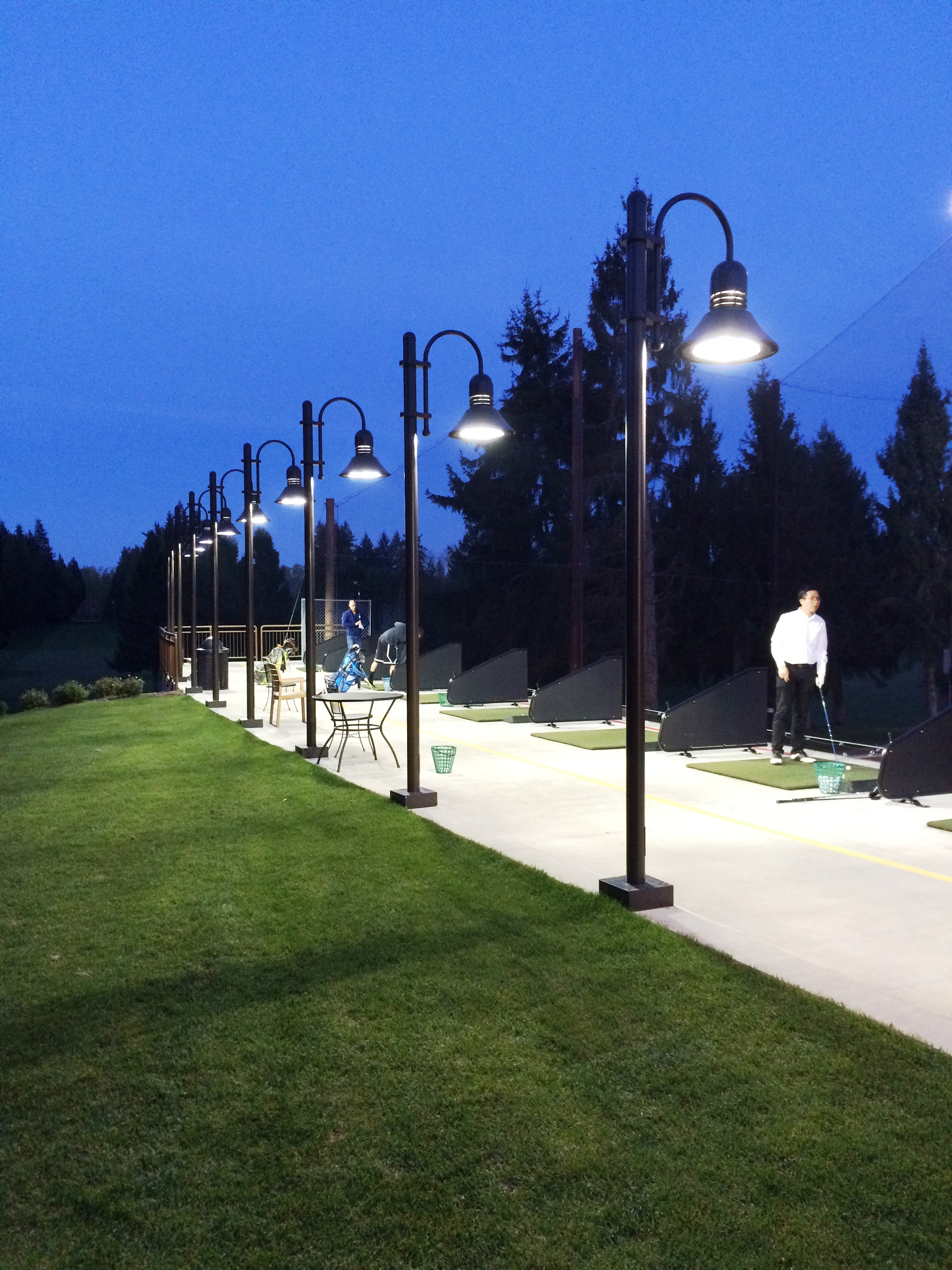 Bellevue GC Driving Range