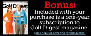 golf digest subscription offer