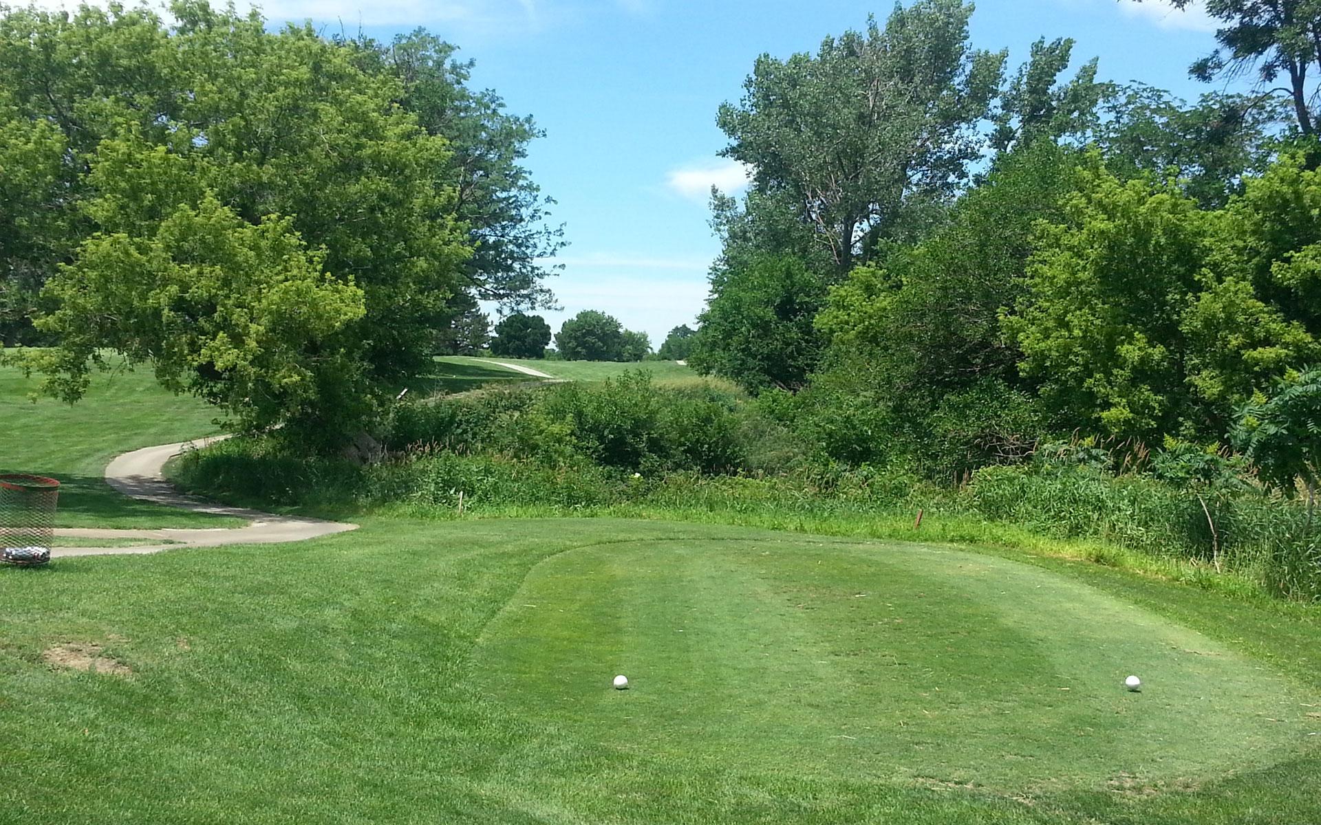 River Wilds, Blair, Nebraska - Golf course information and ...