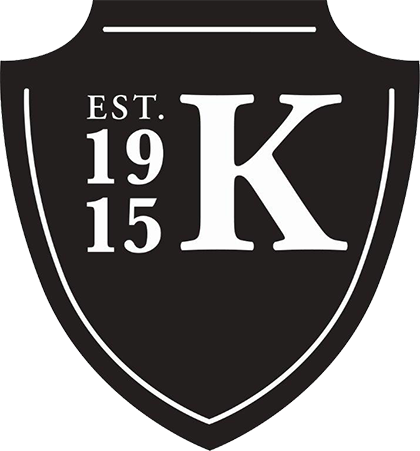Kearney Country Club Logo Shield Footer