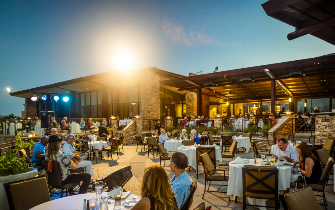 Awesome Music And Dining Under The Stars Desert Willow Golf Resort Download Free Architecture Designs Aeocymadebymaigaardcom