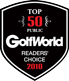 golfworld readers choice
