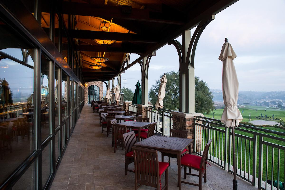 Canyons Patio