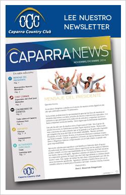 Caparra Newsletter
