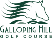 Galloping Hill Golf Course - Logo