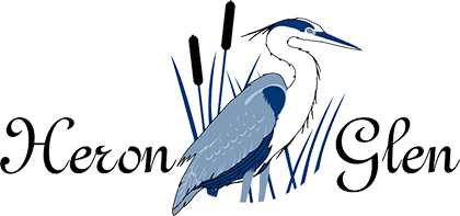 Heron Glen Golf Course - Logo