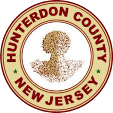 Seal Of Hunterdon County - New Jersey - Logo