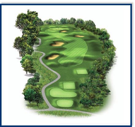 The golf course professional golf instruction one bunker on the right depending on the tee shot you will face short to mid irons for you second shot remember this hole plays down wind most days publicscrutiny Gallery
