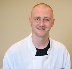 james clark, executive chef