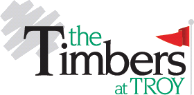 The Timbers at Troy Logo Header