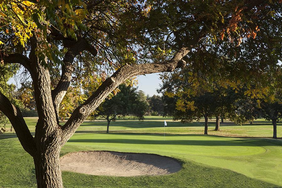 Dryden Park Golf Course Modesto