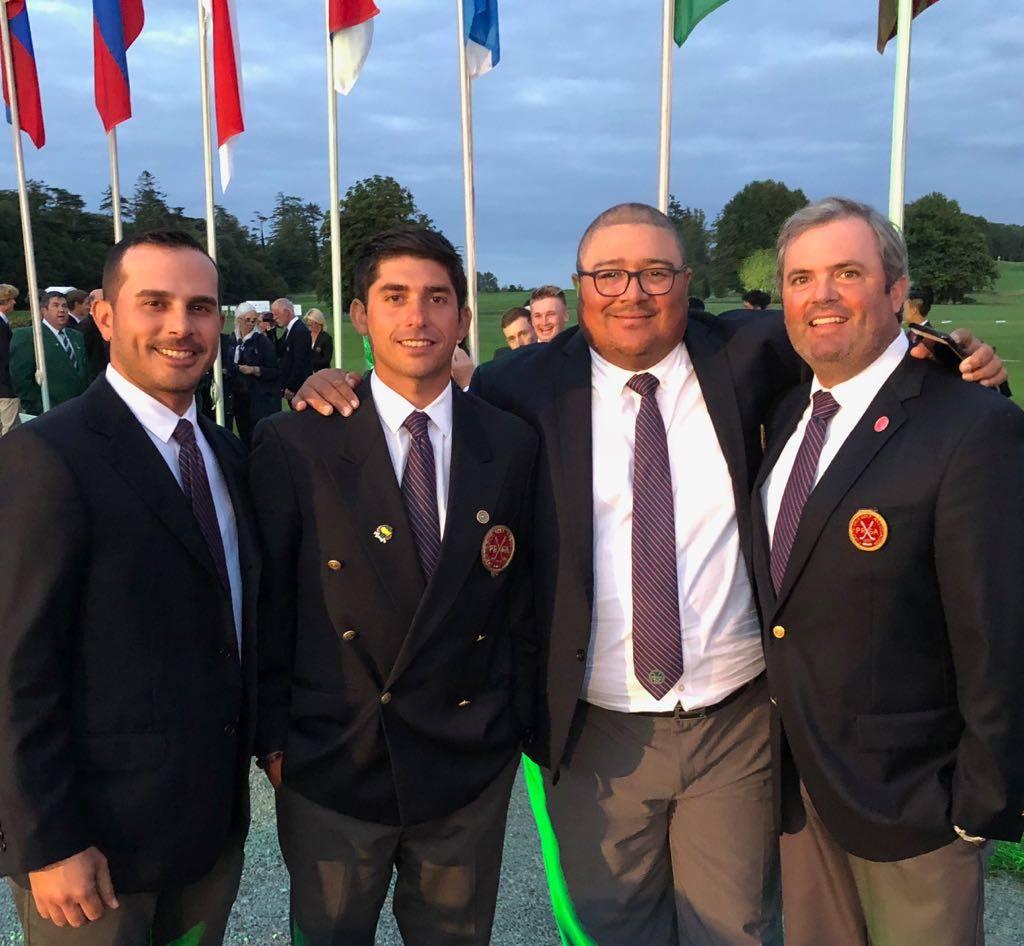 Opening Ceremony - Puerto Rico Team