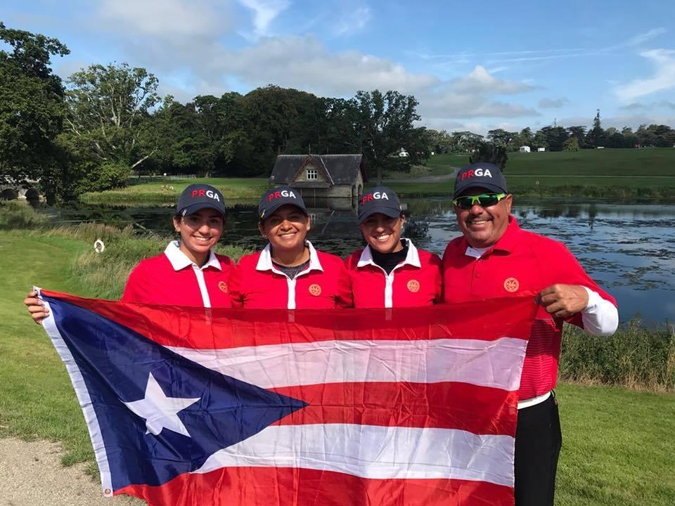 Team Puerto Rico - Espirito Santo