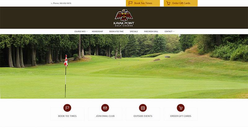 Kayak Point Golf Course Profit Builder Sample Image