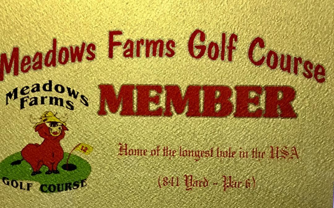 Washington DC - Richmond Virginia Golf Courses - Meadows