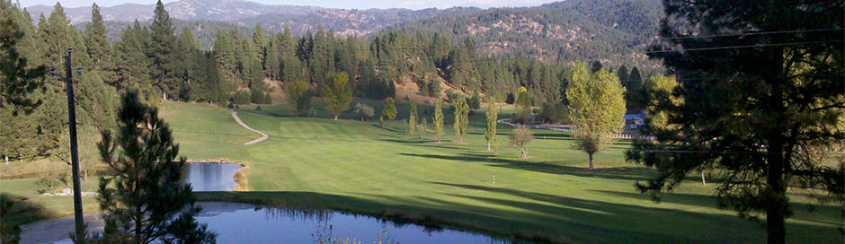 Terrace Lakes Resort Garden Valley Golf Course Boise National Forest