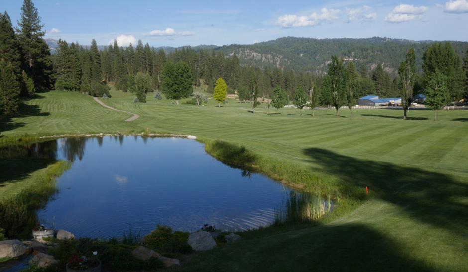 Terrace Lakes Resort, Garden Valley Golf Course - Boise National Forest