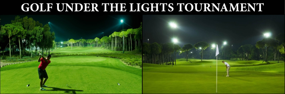 Golf Under the Lights