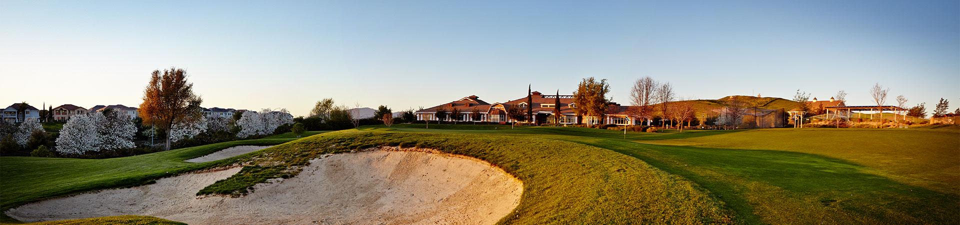 Dublin Ranch Golf Course - Dublin, CA