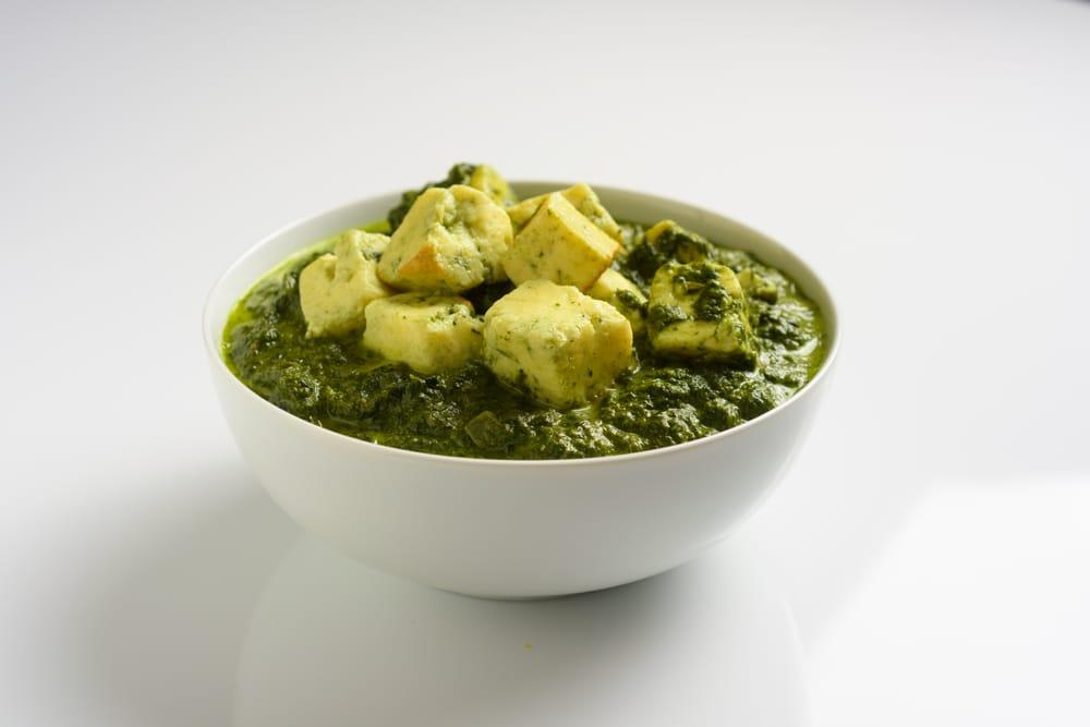 SpinachPaneer