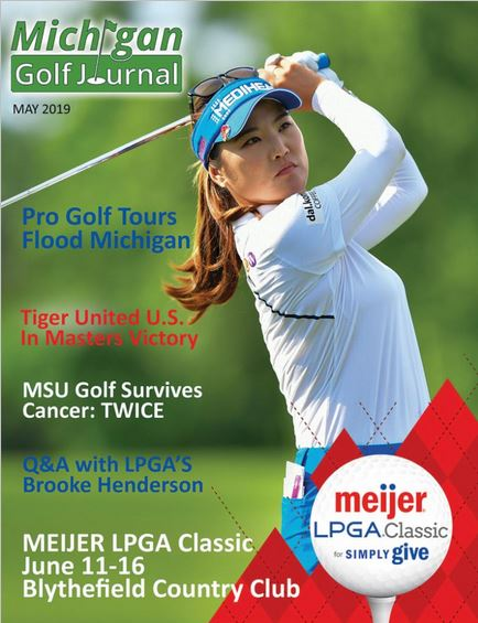 Click her to go to Michigan Golf Journal for May 2019 Issue