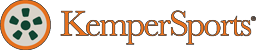 KemperSports - Footer Logo - Orange