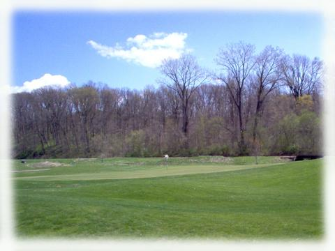 It will be a beautiful spring once the trees start enjoy the longer days at the Landings at Spirit Golf Club