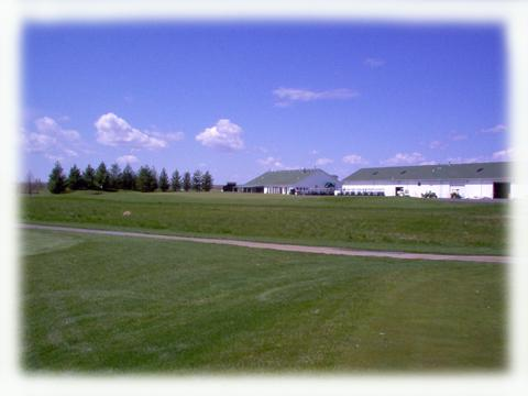 With views like this you should join one of the golf leagues offered at the Landings at Spirit Golf Club