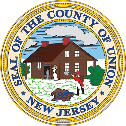 Seal Of The County Of Union New Jersey Logo
