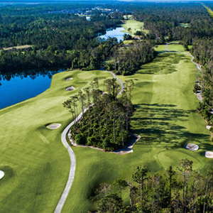 Photo LPGA Arthur Hills Course Hole 17