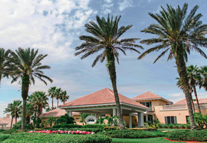 LPGA Exterior Clubhouse photo
