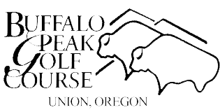 Buffalo Peak Golf Logo Footer