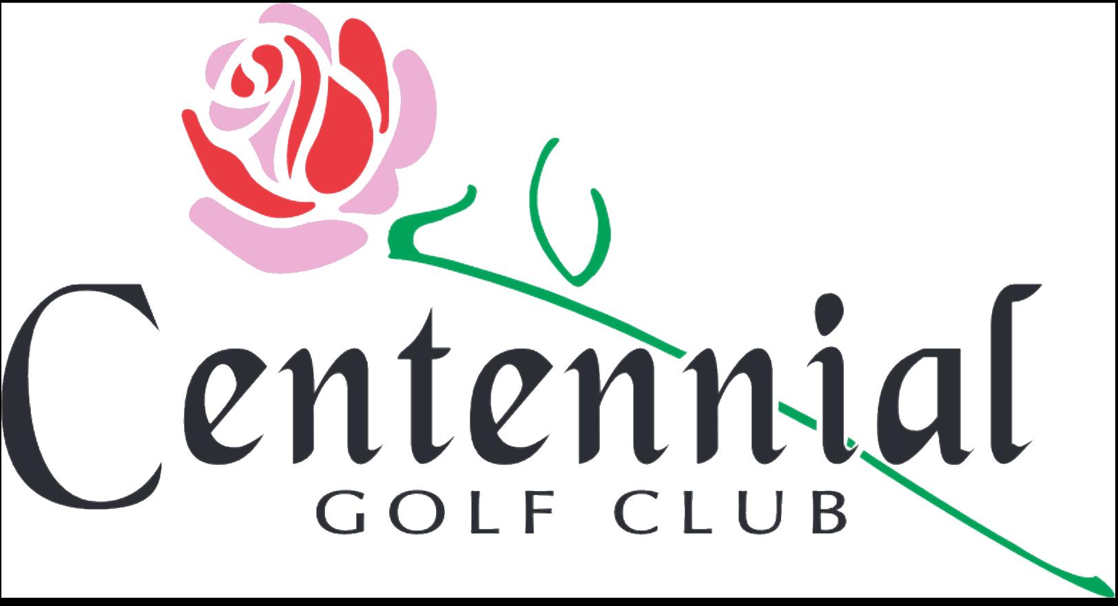 Centennial Golf Club Logo Header