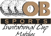 OB Sports Invitational Cup Matches are Produced by OB Sports Golf Management