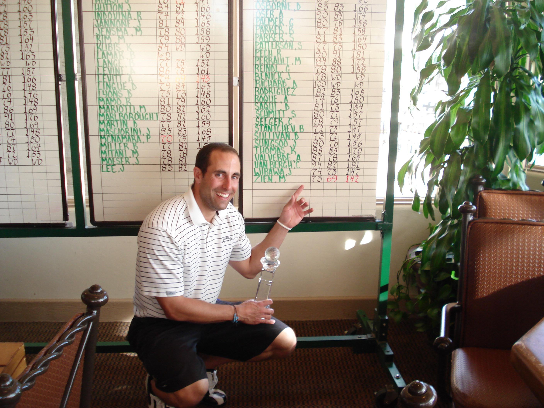 Marc Zien Winner of 2009 RSM Amateur Presented By Cox - Tijeras Creek Golf Club, California