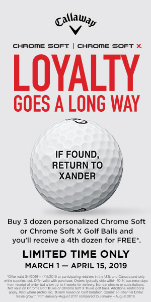 Foster Golf Links - Callaway Golf Ball Offer