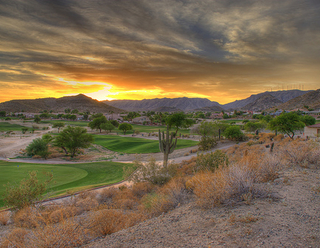 Foothills Golf Club in Phoenix, Arizona