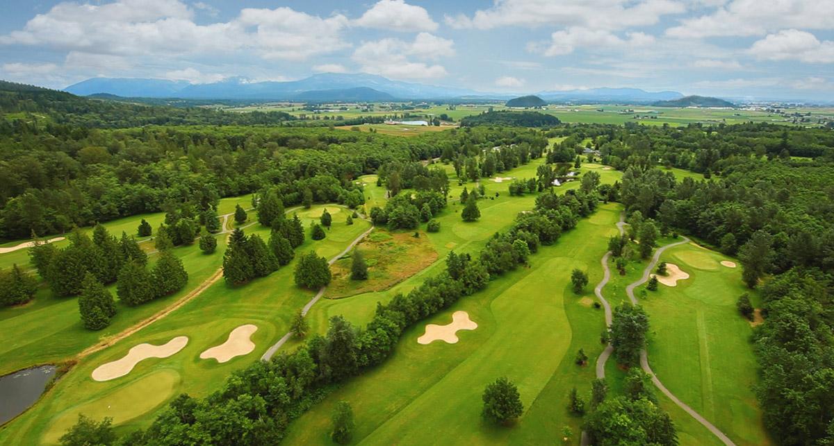 Avalon Golf Links Seattle Golf Courses Bellingham