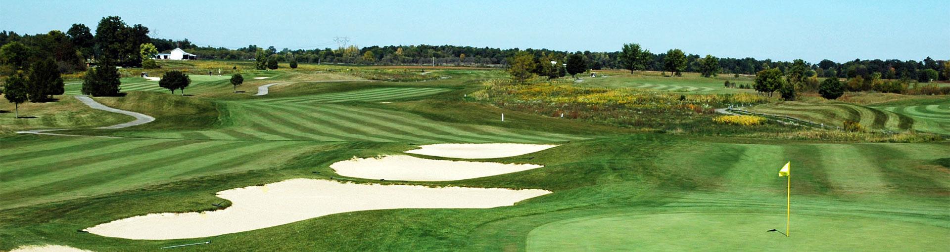 Columbus, Ohio golf courses - Central Ohio Golf Courses